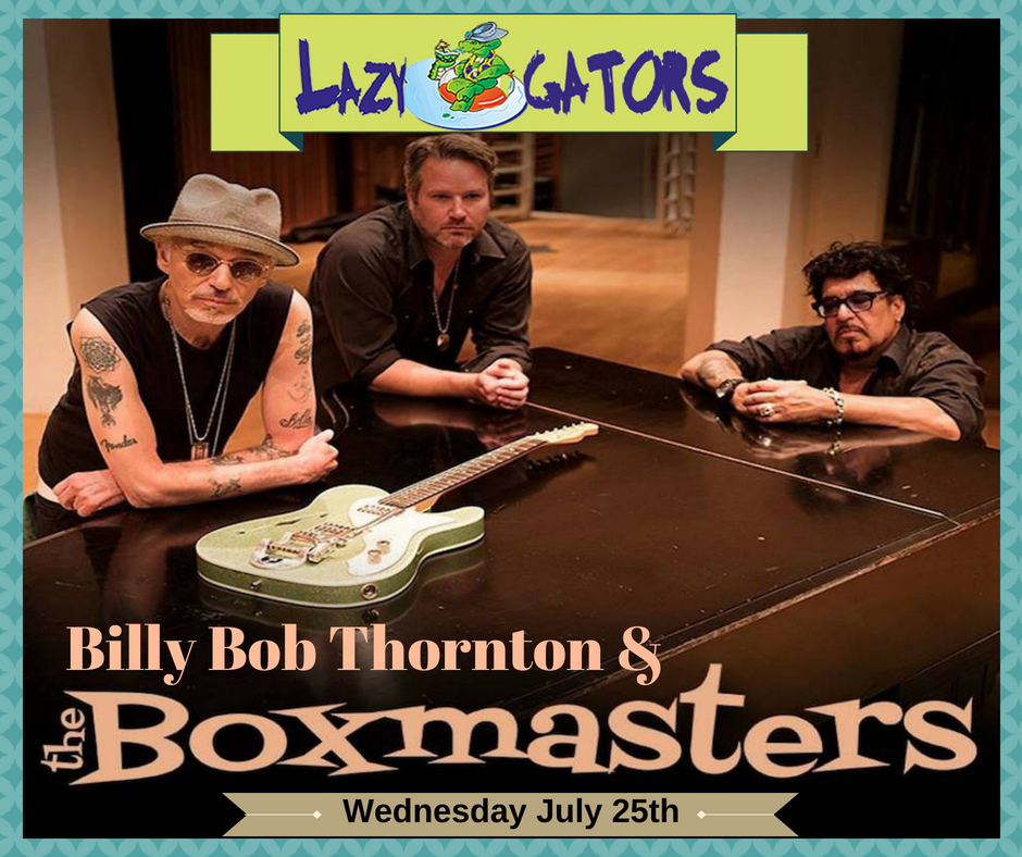 Billy Bob Thornton – With Date